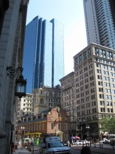 The Old State House, Boston MA